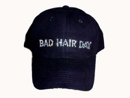 Bad Hair Day Swarovski rhinestone hat/cap