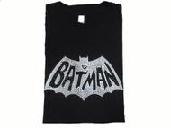 Batman Movie Logo Rhinestone T Shirt