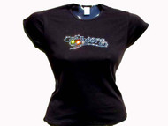 Cheers TV Show Swarovski Crystal T Shirt