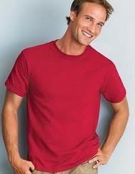 Crew Neck Unisex Short Sleeve T Shirt S-5XL (For Men & Women)