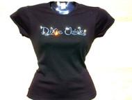 Dixie Chicks Swarovski crystal rhinestone concert t shirt