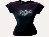 Jimmy Buffet Swarovski Crystal Rhinestone T Shirt Top