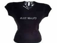 Just Maui'd (Married) Swarovski rhinestone t shirts
