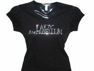 Lady Antebellum Swarovski Crystal Rhinestone Concert T Shirt