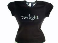 Twilight Movie Swarovski Crystal Rhinestone T Shirt