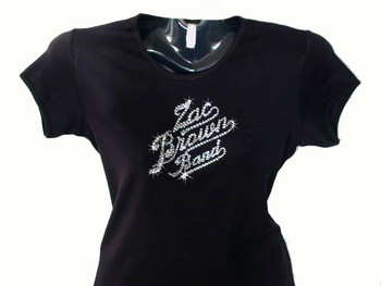 Zac Brown Band Swarovski Rhinestone Concert T Shirt