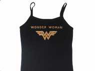 Wonder Woman Rhinestone Tank Top