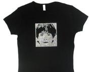 The Beatles Paul McCartney Swarovski Rhinestone Concert T Shirt