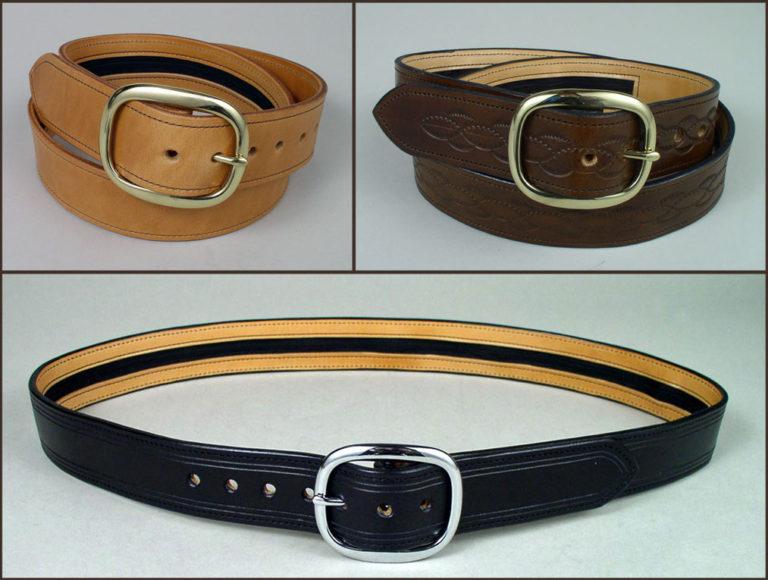 Leather Travel Money Belts For Men & Women