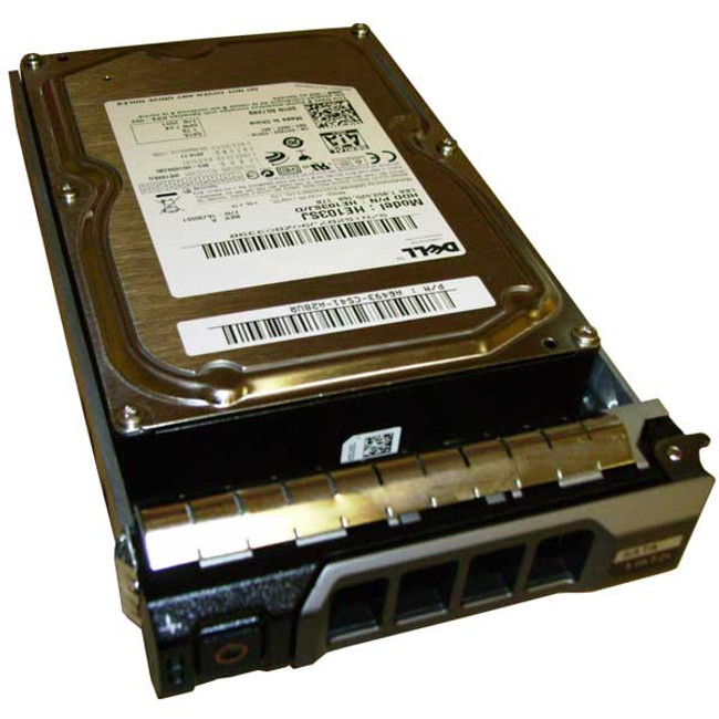 "G7X69 1TB 32MB 3Gbps 7.2K 3.5"" SATA Hard Drive in R-Series Tray"