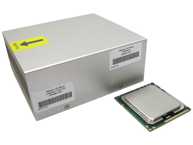 HP 587482-B21 X5650 2.66Ghz 6-Core Processor Kit