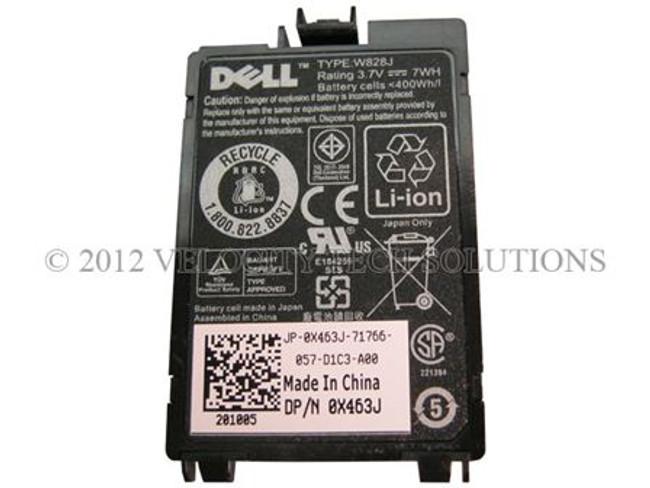 Dell X463J Raid Battery