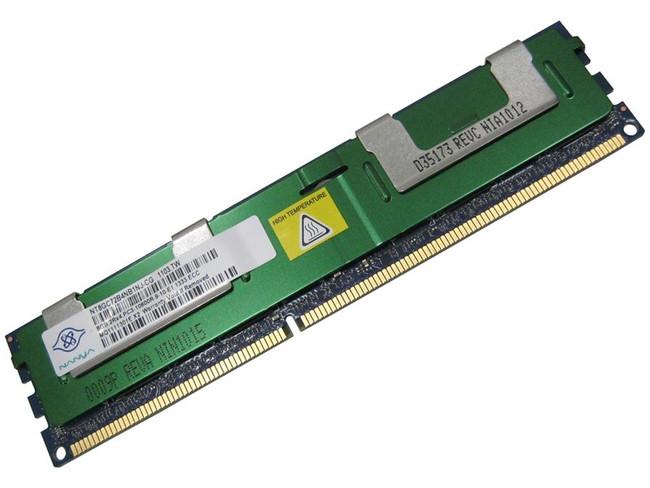 Dell 2HF92 Memory 8GB PC3-10600R 2Rx4