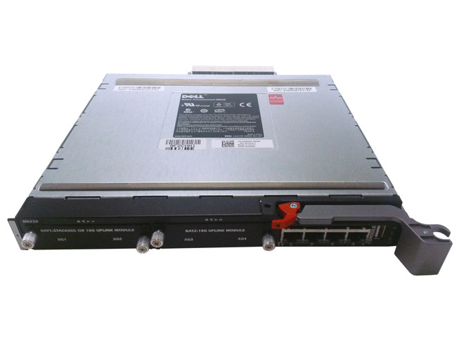 Dell GM069 PowerConnect M6220 Switch