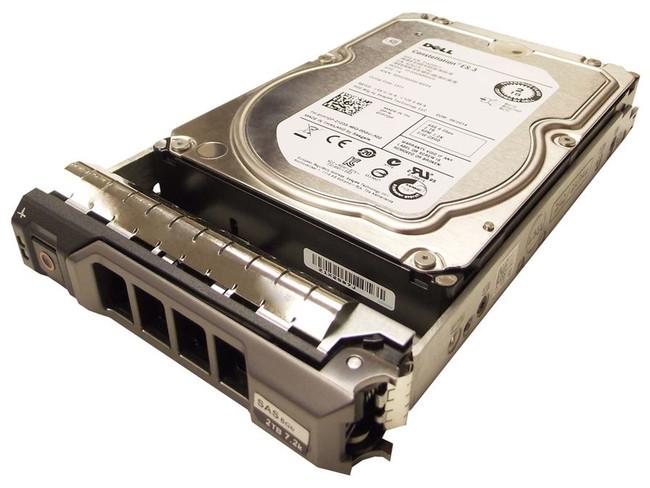 "Dell 1P7DP Hard Drive 2TB 7.2K SAS 3.5"" in Tray"
