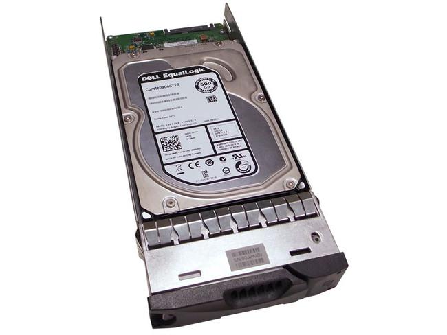 "EqualLogic 0950480-03 Hard Drive 500GB 7.2K SATA 3.5"" in Tray"
