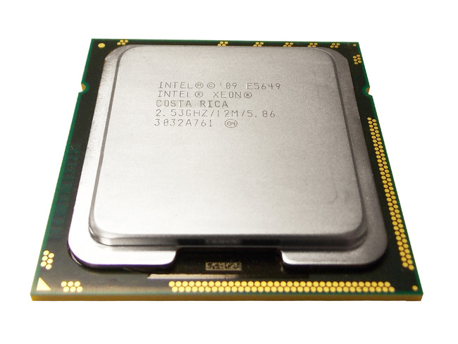Dell 317-1203 X5550 2.66Ghz Quad-Core Processor