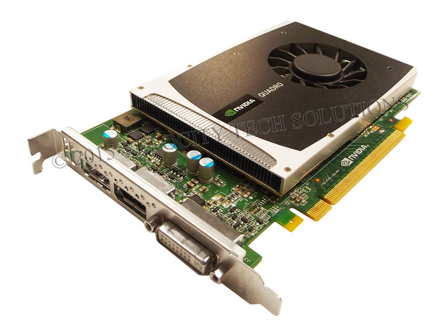 Dell 2PNXF NVIDIA Quadro 2000 1GB Video Card