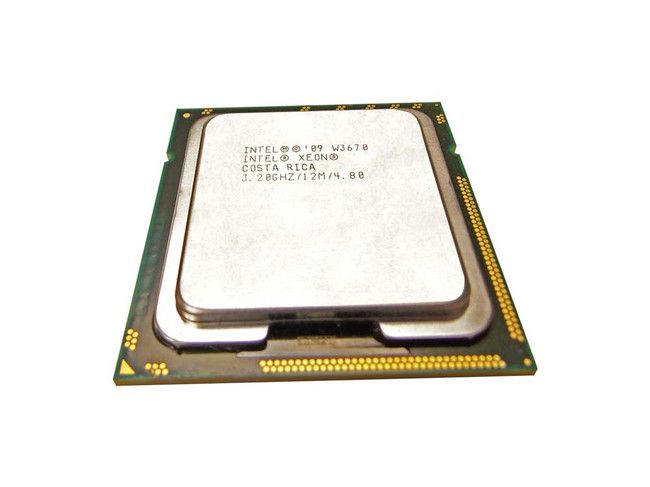 Dell 052YN W3670 3.2Ghz 6-Core Processor
