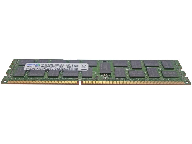 Dell 2WYX3 8GB 1x8GB 1333MHZ PC3-10600R Low Voltage Memory | R510 R520 R710