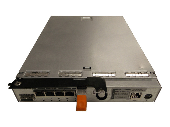 Dell D162J 4 Port iSCSI Controller for PowerVault MD3200i