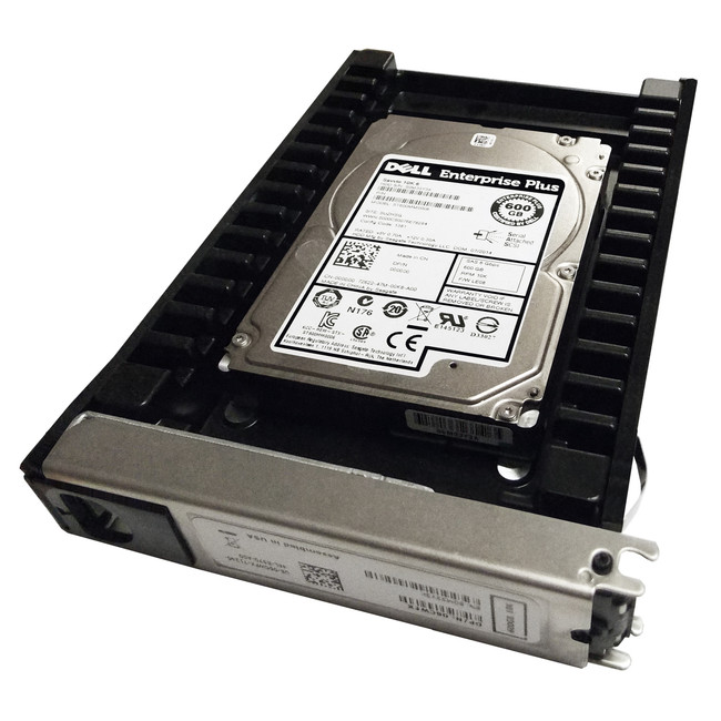 "EqualLogic 6CWFX Hard Drive 600GB 10K SAS 2.5"" in Tray"