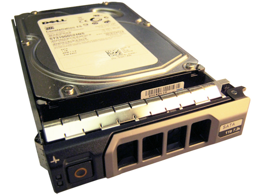"Dell 8CGTN Hard Drive 1TB 7.2K SATA 3.5"" in Tray"