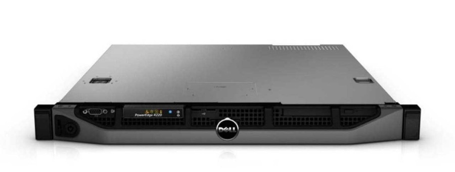 """Dell PowerEdge R220 Server - 3.5"""" Model - Customize Your Own"""
