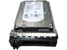 "Dell T873K Hard Drive 600GB 15K SAS 3.5"" in Tray"