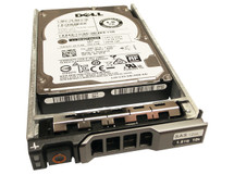 "Dell 400-AGTM Hard Drive NEW 1.8TB 10K SAS 6G 2.5"" in R Series Tray"