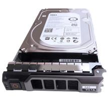 """Dell 400-AFNY Hard Drive 6TB 7.2K SAS 3.5"""" in Tray - New"""