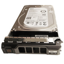 "Dell NWCCG Hard Drive 6TB SAS 6G 7.2K 3.5"" Enterprise Class v4 in Tray"