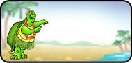 Hula Turtle