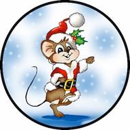 Santa Mouse BR