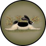 Resting Rabbit BR