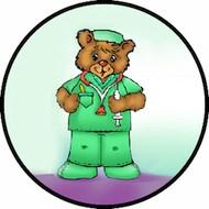 Teddy in Scrubs Original BR