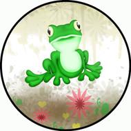 Garden Frog BR
