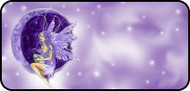 Moon Fairy Purple