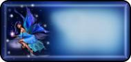 Neon Fairy Blue Dk