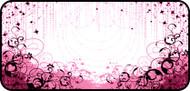 Raining Stars Pink