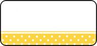 Small Dots Yellow