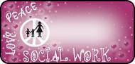 Social Work Pink