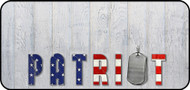 Patriot Dog Tag