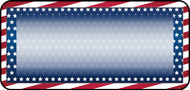 Stripes & Stars Border