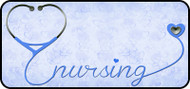 Nursing Love Blue