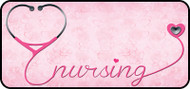 Nursing Love Pink