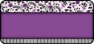 Vintage Rose Purple