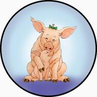 Piggy Snuggle BR