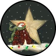 Star Light Snowman BR