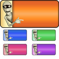 Colorful Mummy (Various Colors)